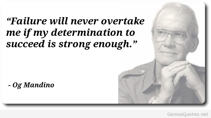 What We Can Learn From Successful People like Og Mandino